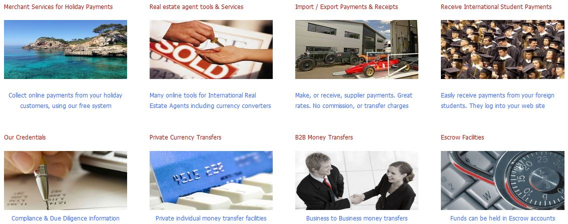Currency trade online