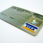 use a debit, or credit card to pay your property deposit and save money